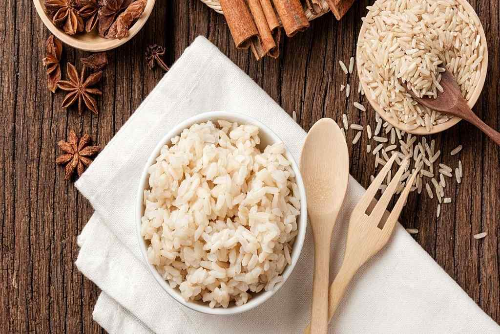 How to cook brown rice in rice cooker