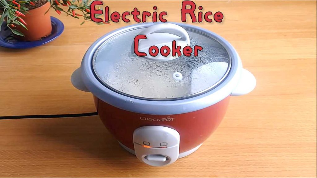 How to use Electric Rice Cooker