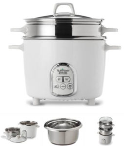 Aroma Housewares NutriWare Digital Rice Cooker