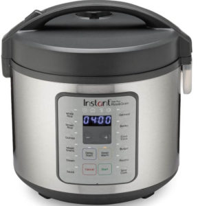 Instant Zest Plus Rice Cooker