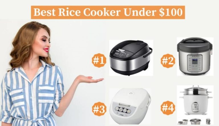 Best Rice Cooker Under 100 Dollars Reviews 2020