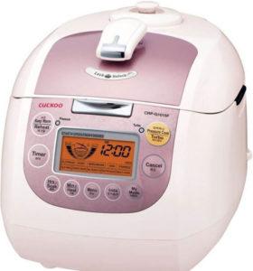 Cuckoo CRP-G1015F rice cooker