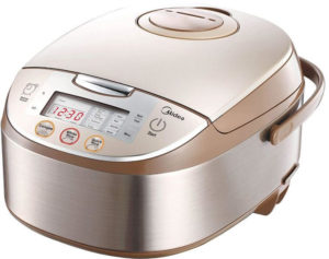 Midea 4017 rice cooker