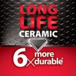 long life Ceramic