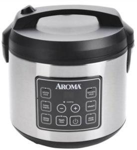 Aroma Housewares Rice Cooker (ARC-150SB)