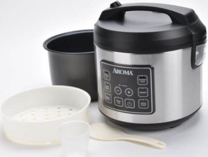 Aroma Rice Cooker (ARC-150SB) accessories