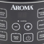 Aroma Rice Cooker (ARC-150SB) functions