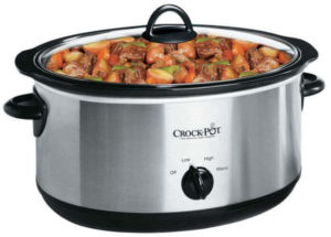 Ceramic crock pot
