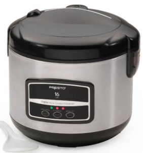 Improved Rice Cookers