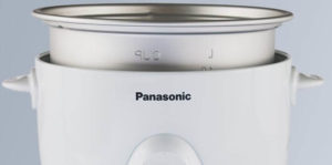 Panasonic Rice Cooker Non-Stick Aluminum Inner Pan