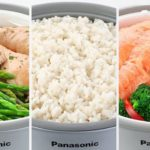 Panasonic Rice Cooker (SR-G06FGL) Cooking