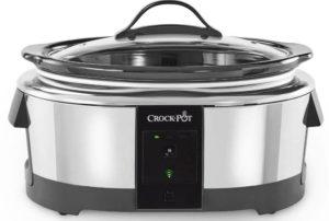 Programmable crock pot