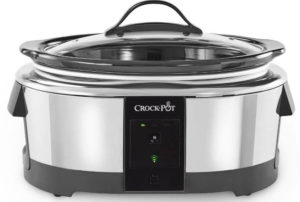 Programmable crock pot