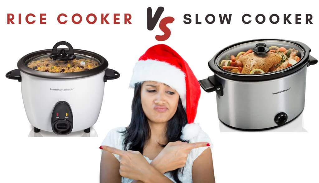 rice cooker vs slow cooker