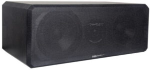 BIC America DV-62CLRS Center Channel Speaker 2