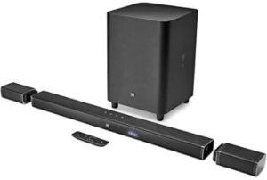 JBL 5.1 (JBLBAR51BLK) True Wireless Surround Sound Speakers