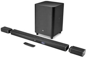 JBL Bar 5.1ch with True Wireless Surround Speakers