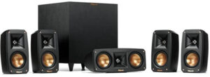 Klipsch Reference Theater 5.1 with Wireless Subwoofer