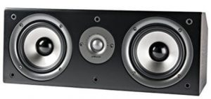 Polk Audio CS1 Series II Center Channel Speaker
