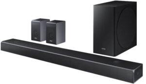 Samsung HW-Q90R Harman Kardon 7.1.4 Soundbar Surround Sound System