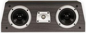 Theater Solutions C1 Bookshelf Center Channel Speaker