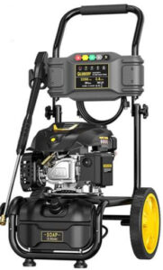 BLUBERY 3200PSI Gas Pressure Washer