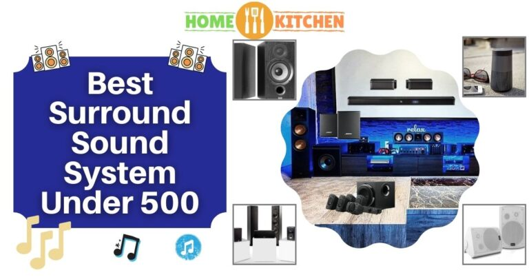 Best Surround Sound System Under 500