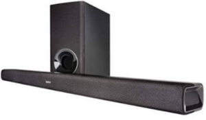 Denon DHT-S316 Home Theater Soundbar System with Wireless Subwoofer