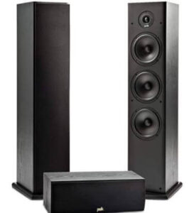 Polk Audio T Series 3 Channel Home Theater Bundle