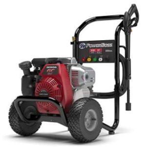 PowerBoss 3100 PSI Gas Pressure Washer