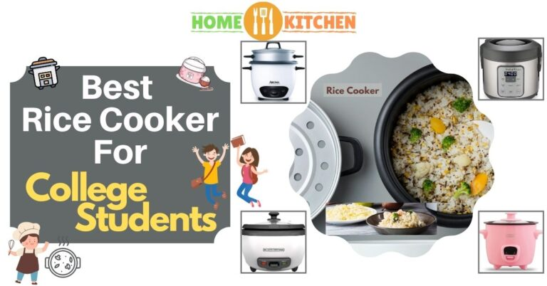 Best Rice Cooker For College Students