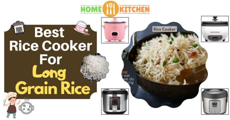 Best Rice Cooker For Long Grain Rice