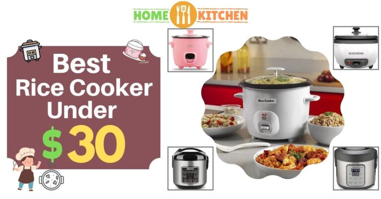 Best Rice Cooker Under 30$
