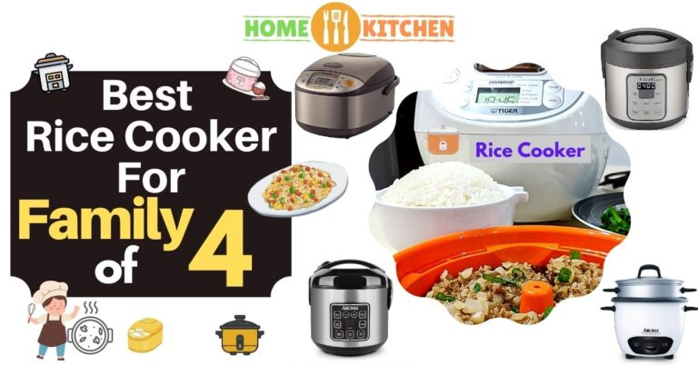 Best Rice Cooker For Family Of 4