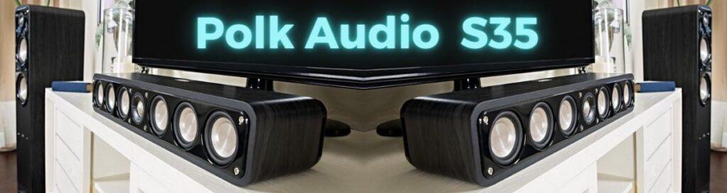 Polk Audio S35