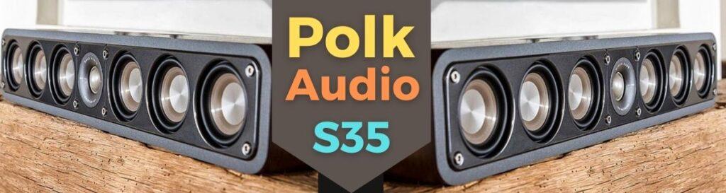 Polk Audio S35 image 2