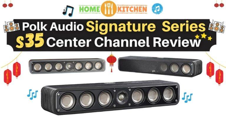 Polk Audio Signature S35 Review 2021